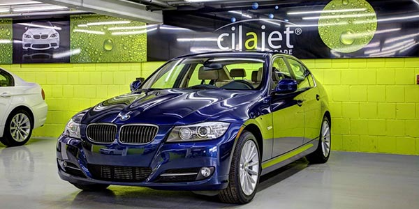 Cilajet is the best paint protection for cars!