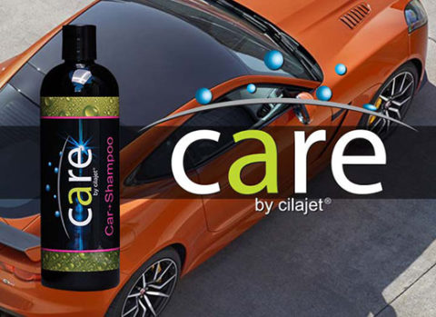 Car Sealant - Care Car-Shampoo