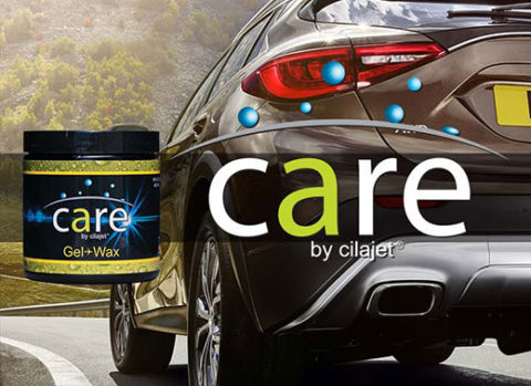 Car Sealant - Cilajet Care Gel-Wax