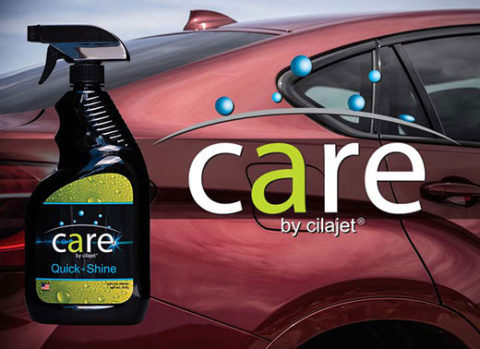 Car Sealant - Cilajet Care Quick-Shine
