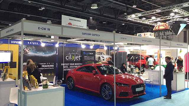 Cilajet - The Best Auto Paint Sealant at The Dubai Auto Show